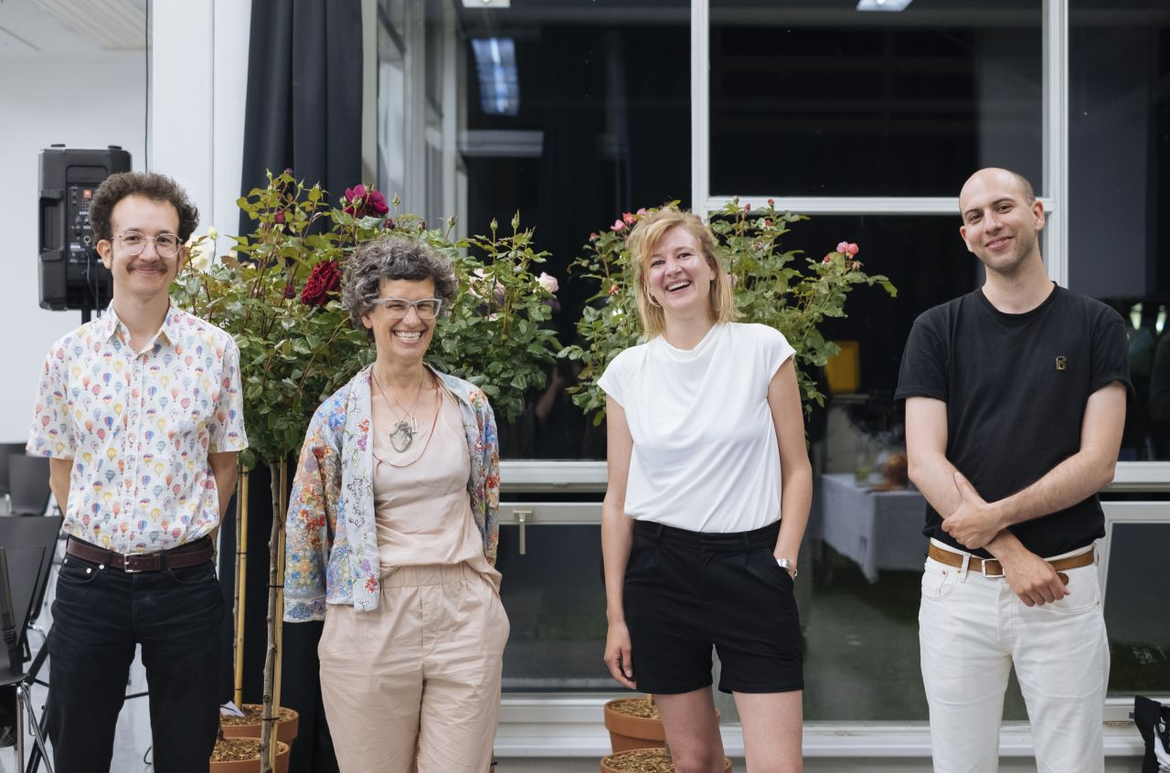 Forum Stadtpark welcomes the new team