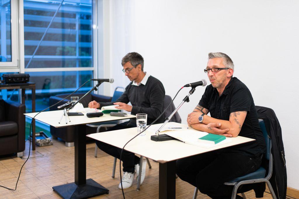 debating.society #20 with Raul Zelik