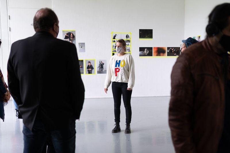 """Exhibition """"Im Bild (Sein)"""""""