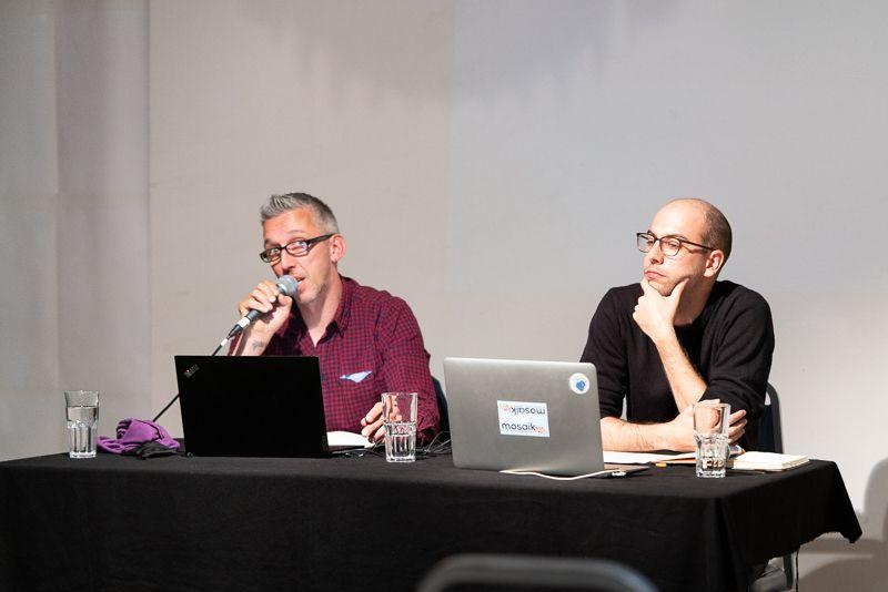 Utopie. Konferenz für praktische Kritik, Tag 1
